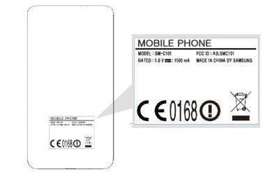L'etichetta di approvazione per il mercato Usa rilasciata dalla Federal Comunication Commission a Samsung per il modello Galaxy S4 Zoom (credits: FCC)