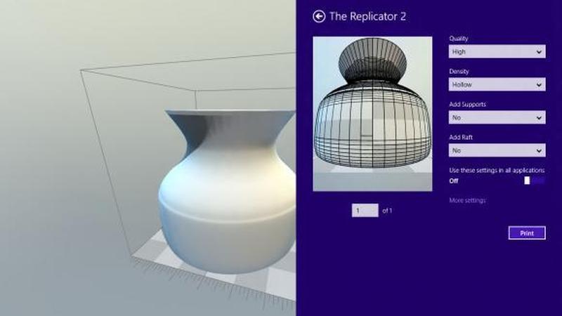 Windows 8 1 ecco le novit for La piattaforma del secondo piano progetta le immagini