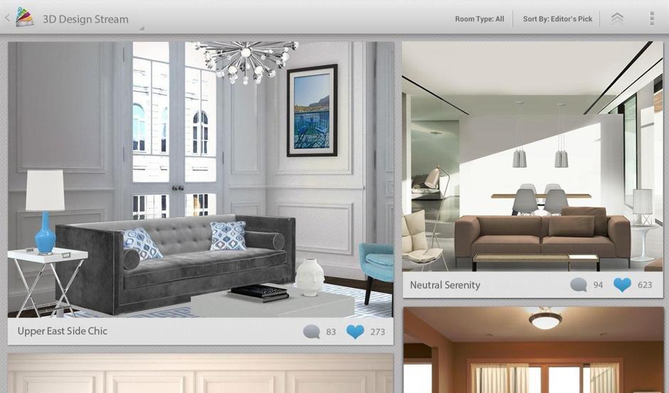 Arredare casa con le app for App per arredare casa