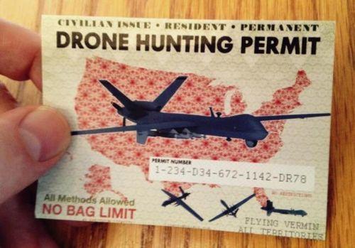I droni come pony express for Kansas lifetime fishing license