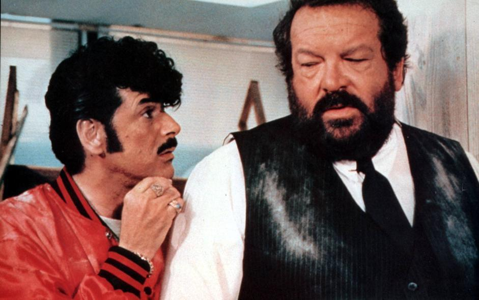 Con Bud Spencer in