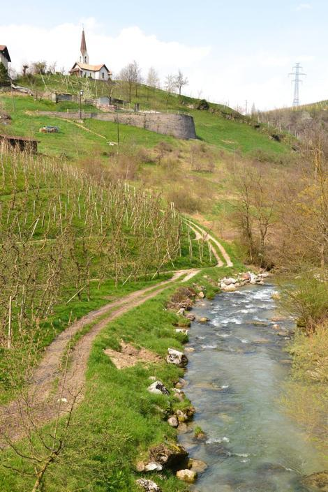 Borgo Maurina, Maso Fratton, Parco Adamello-Brenta (Bragonzi/Wwf)
