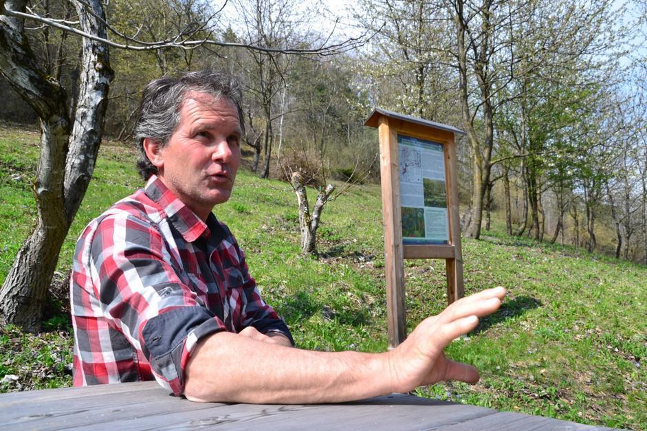 Marco Osti, Maso Fratton, Parco Adamello-Brenta (Bragonzi/Wwf)