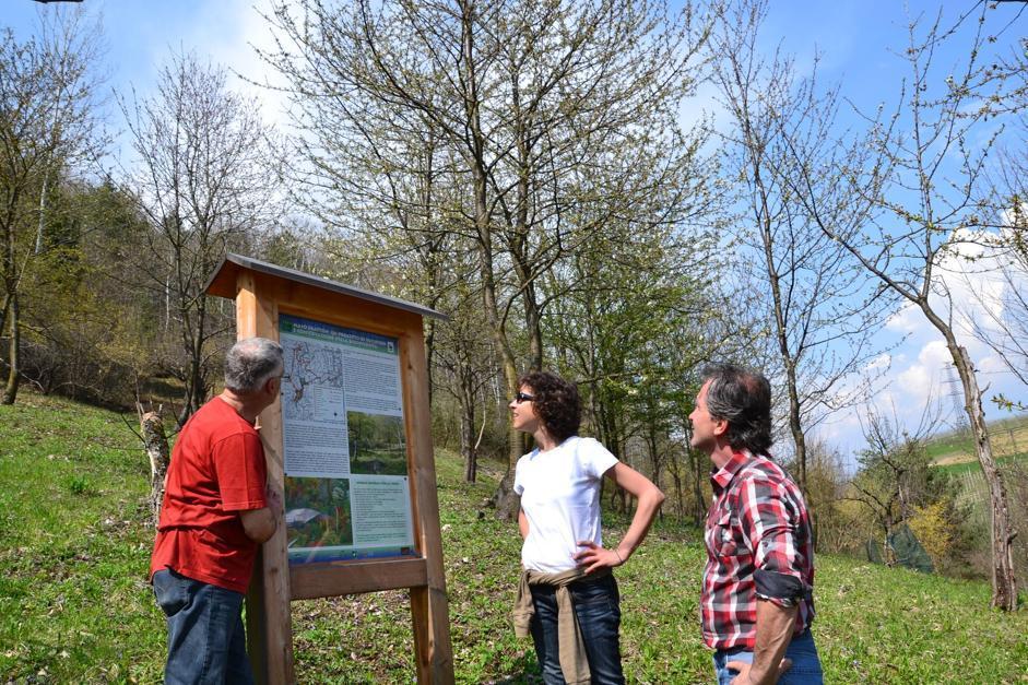 Visita a Maso Fratton, Parco Adamello-Brenta, (Bragonzi/Wwf)