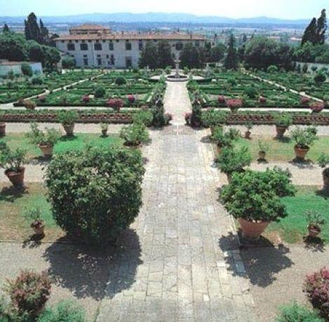 Il concorso Giardino pi� bello d'Italia � stato vinto nel 2013 dai giardini della Villa Medicea di Castello, a Firenze