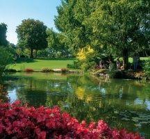 Nella categoria giardini privati ha vinto il Parco Giardino Sigurt� di Valeggio sul Mincio, in provincia di Verona