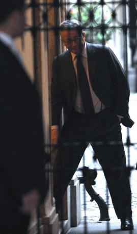 Il ministro dell'Economia Giulio Tremonti (Ansa)