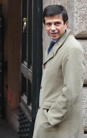 Il vicepresidente Pdl della Camera Maurizio Lupi (Ansa)