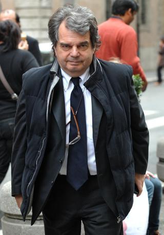 Il ministro della Pubblica amministrazione Renato Brunetta (Ansa)