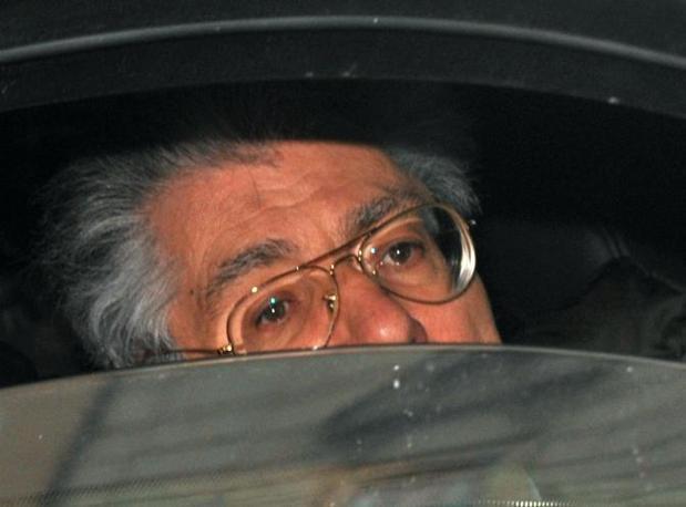 Il ministro delle  Riforme Umberto Bossi (Ansa)