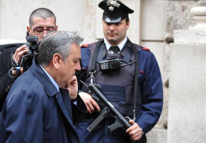 Il ministro del Lavoro Maurizio Sacconi (Ansa)