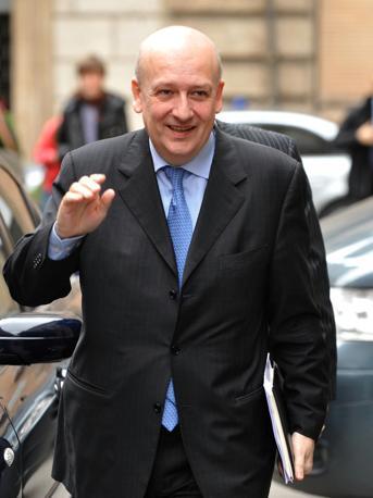 ministro dei Beni culturali Sandro Bondi (Ansa)