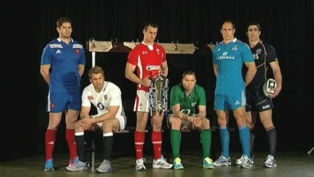 Presentata ufficialmente l'edizione 2013 del torneo 'Sei Nazioni' di rugby, con i capitani e i coach di tutte le nazionali partecipanti. L'atmosfera è già carica e c'è grande attesa, sia tra i giocatori che tra i tifosi, per l'inizio del torneo, tra una decina di giorni.