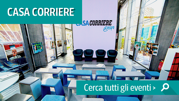 Expo2015 gli eventi di casacorriere for Casa corriere