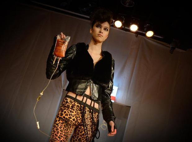 I capi d'abbigliamento analizzati sono stati prodotti soprattutto nel Sud del mondo con fibre artificiali e naturali (Afp/Ralston)