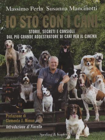 La copertina del libro che racconta la sua carriera