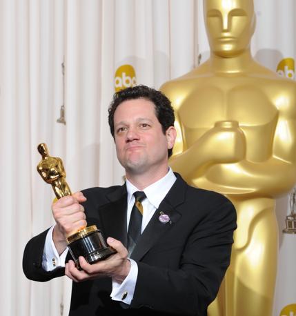 L'italoamericano Michael Giacchino, autore della colonna sonora di «Up» (Afp)