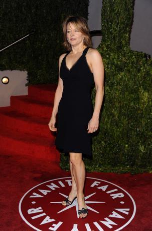 Jodie Foster sceglie il nero, più facile (Ap)