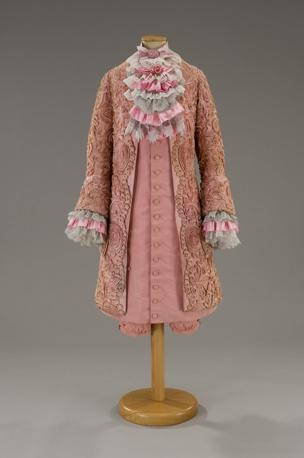 Inquartata rosa, Il Casanova, Collezione Tirelli Costumi? Roma