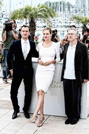 Jude Law, Uma Thurman, Robert De Niro (Epa)