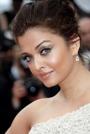 L'attrice e modella indiana Aishwarya Rai (Epa)