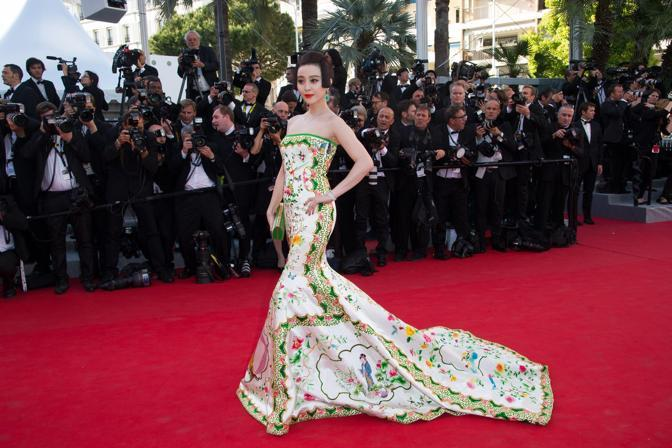 Fan Bing Bing (Olycom)