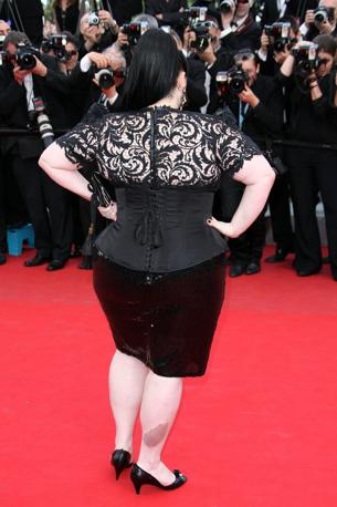 Beth Ditto (Olycom)