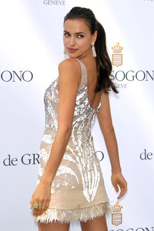 Irina Shayk (Olycom)