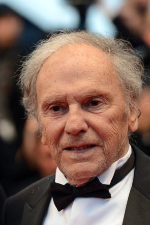 "Jean-Louis Trintignant, interprete del film ""Amour"" di Haneke (Afp)"