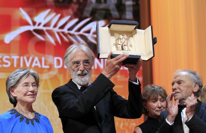 Haneke (Reuters)