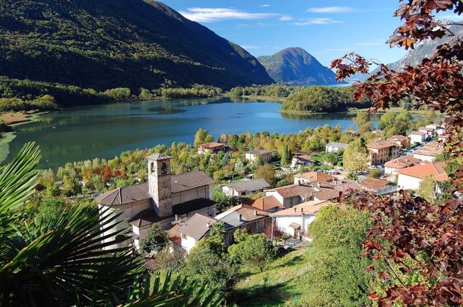 Carlazzo (Como): piano Porlezza. Fotografia di Obiwan58 (dal sito rete.comuni-italiani.it)