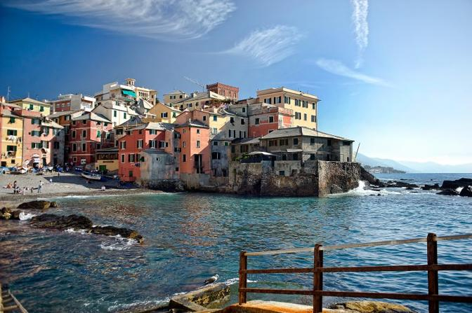 Genova: un paradiso in città. Fotografia di Pitzimba (dal sito rete.comuni-italiani.it)