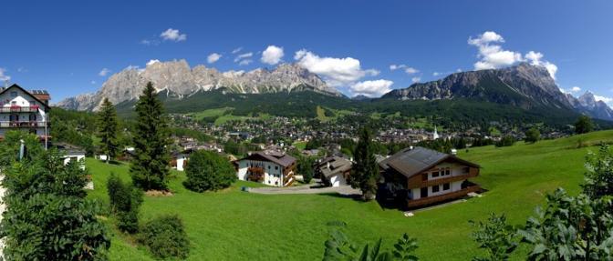 Cortina d'Ampezzo (Belluno). Fotografia di Paperimax (dal sito rete.comuni-italiani.it)