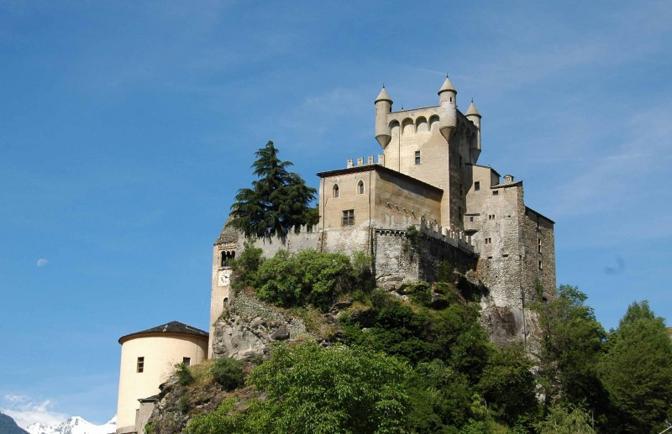 Saint-Pierre (Aosta). Fotografia di Momi (dal sito rete.comuni-italiani.it)