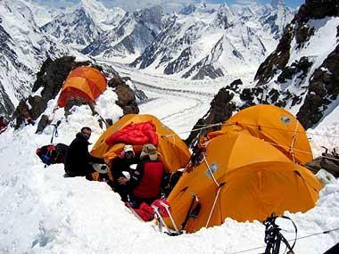 Il ritorno di Lacedelli sul K2