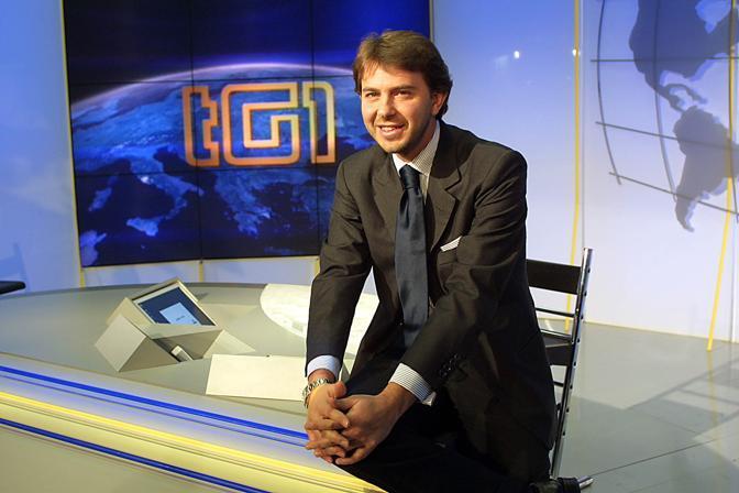 I volti del Tg1: Francesco Giorgino