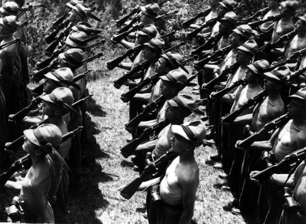 Secondo raggruppamento Battaglioni giovani fascisti