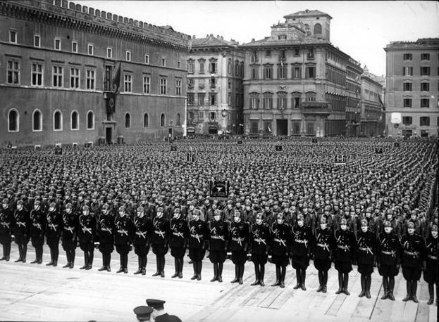Parata militare a Roma