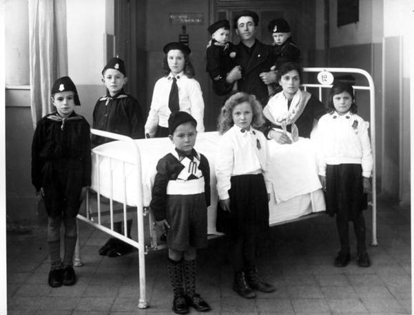 Una famiglia fascista