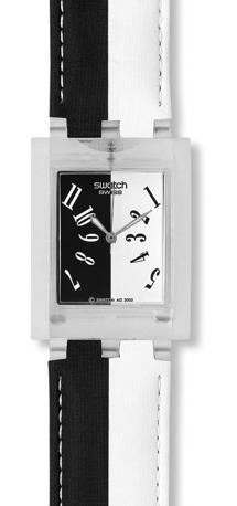 "Lo Swatch ""Turnover"""