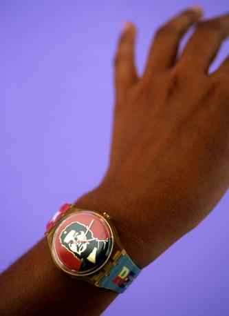 "Swatch ""Che Guevara"" (Reuters)"
