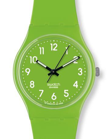 """Uno Swatch """"Color Codes"""""""