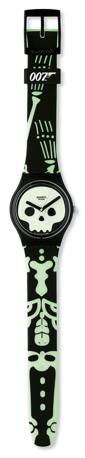 Swatch dedicato a Christopher Walken