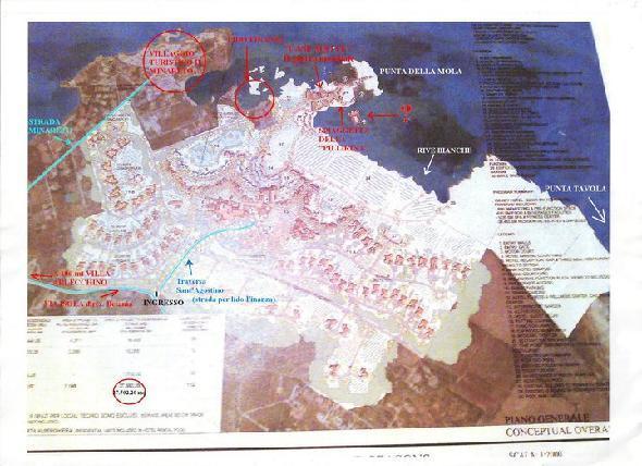 Il progetto che prevede i lavori nell'area Marina Protetta del Plemmirio