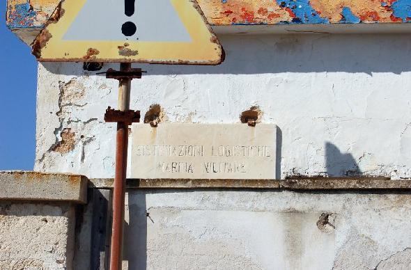 Brindisi, litorale a nord della città