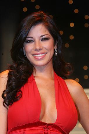 Aida Yespica (Ansa)