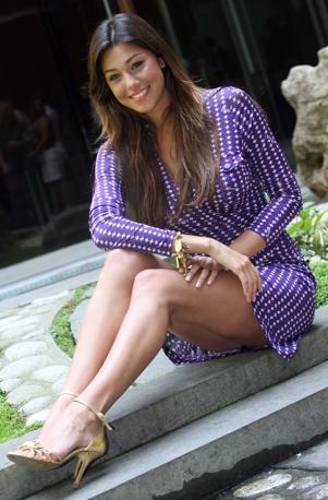 Belen Rodriguez (Ansa)