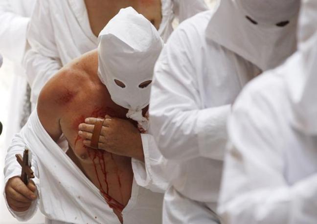Tra i Battenti ci sono anche alcune donne (Reuters/Bianchi)