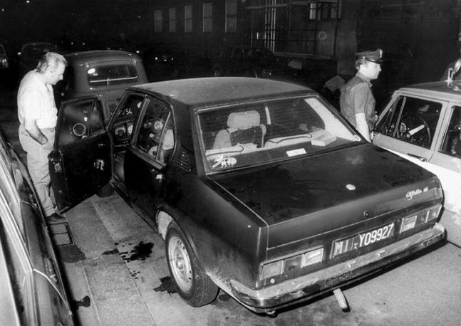 11 luglio 1979: il luogo dell'agguato