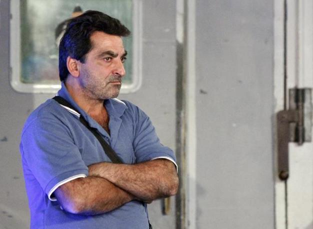 Giacomo Scazzi padre di Sarah (Ansa)